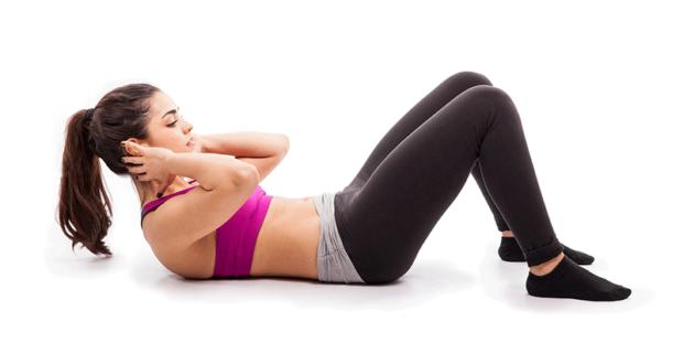 bodyweight ab exercises