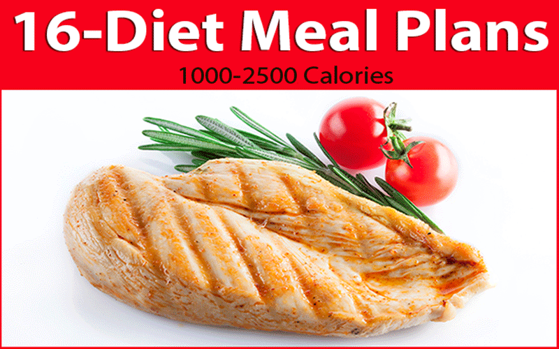 diet meal plans for weight loss