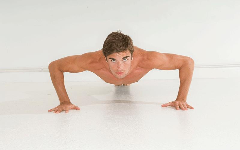 Isometric arm exercises