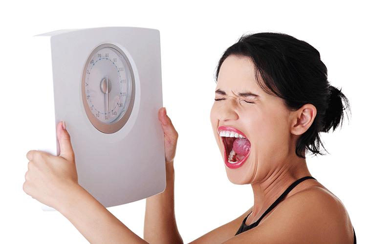 regaining weight after weight loss