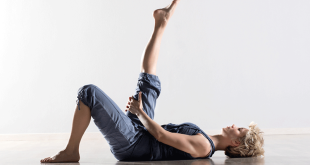 stretches for knee pain with pictures
