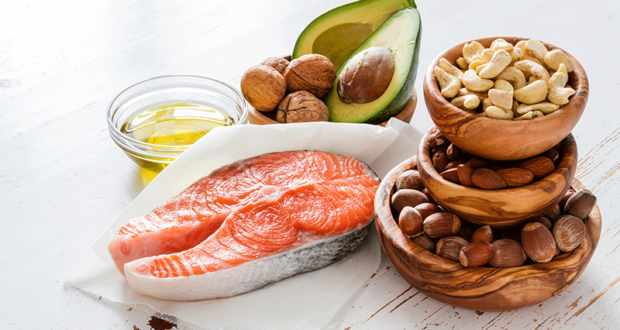 Healthy fats for hunger