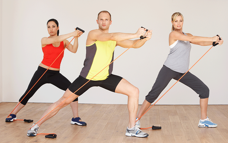14 Resistance Band Exercises For Toned Legs And Glutes