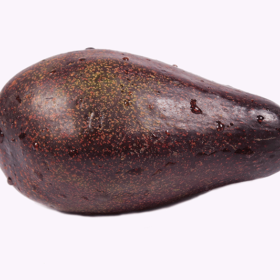One Healthy Black Avocado for Good Health