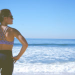 11 fitness woman at the beach