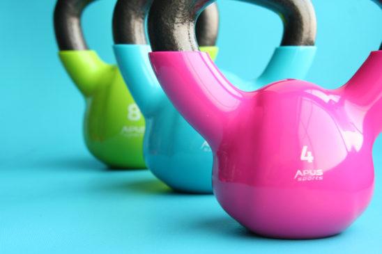 Kettlebells Workout Equipment