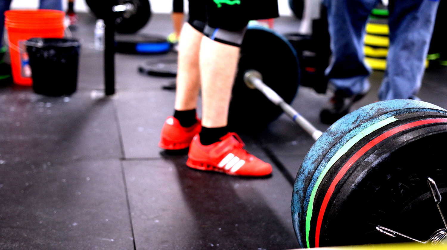 Crossfit Barbell Weight Lifting