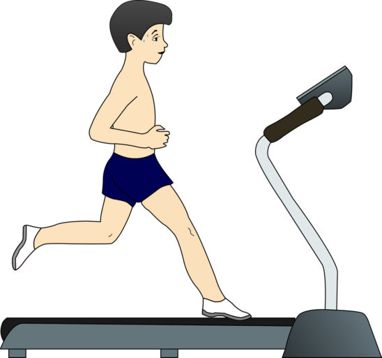 129 treadmill exercise