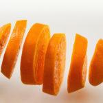 Floating Orange Slices