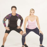 186 fitness man and woman