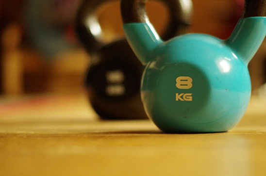 Kettlebells Workout Equipment