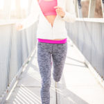 Fitness Woman Jogging In The Morning