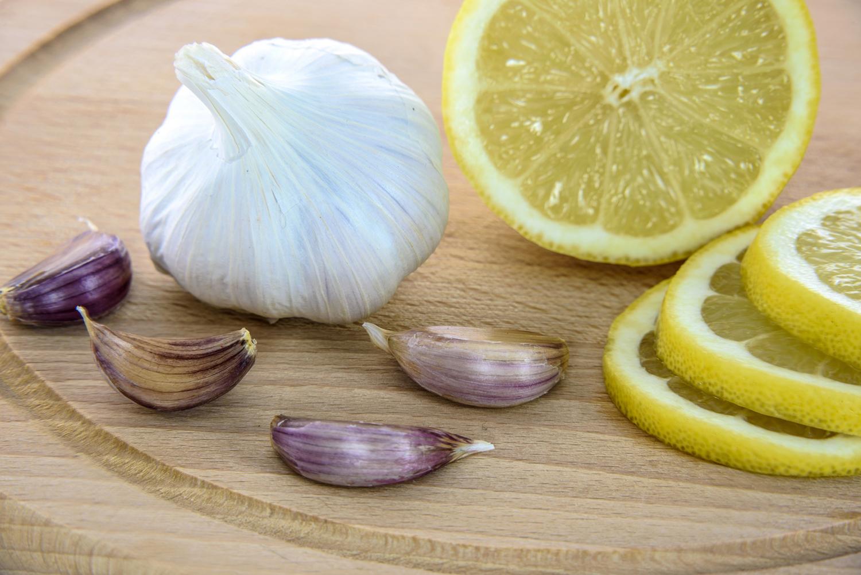 Garlic and Lemons Natural Remedies