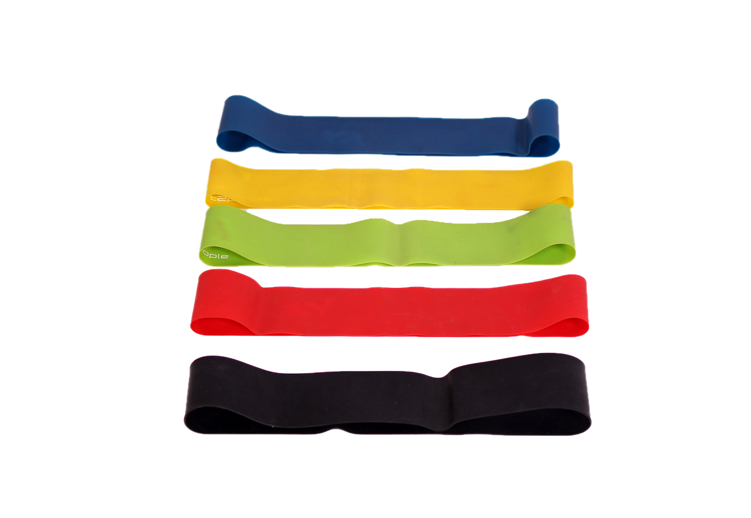 Mini resistance bands