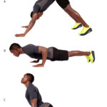 how to do divebomber push ups