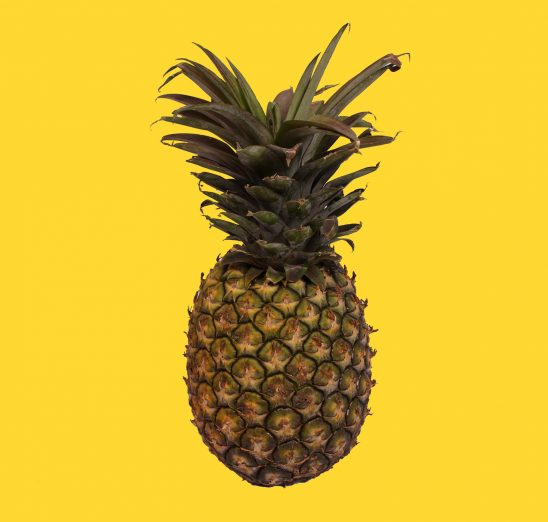 Whole Pineapple Fruit