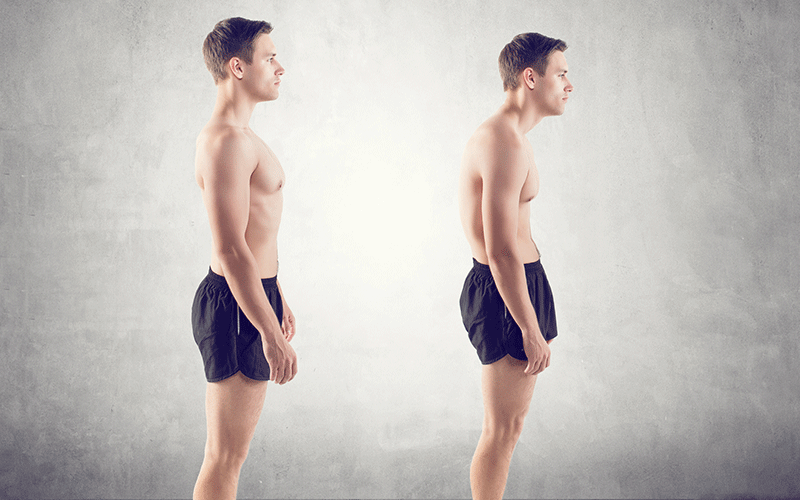 How to fix bad posture
