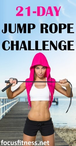 21-day jump rope challenge