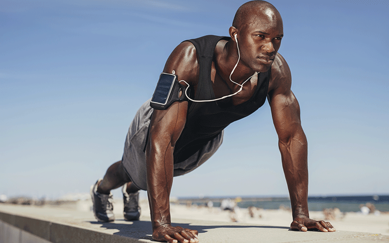 How to do more push ups for beginners