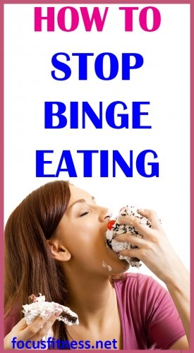 How to stop binge eating for good