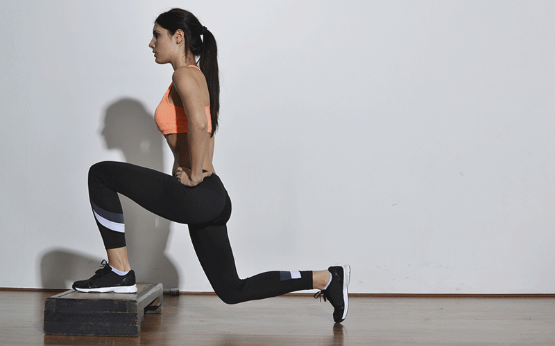 12 Step Box Exercises For A Full Body Workout - Focus Fitness