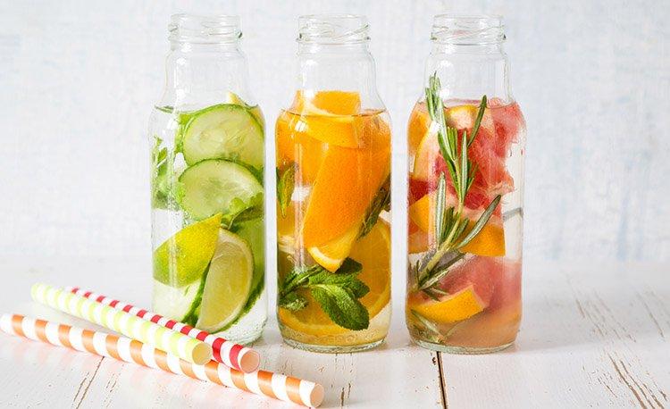 Cool clean eating drinks