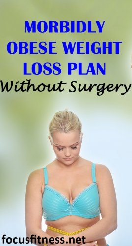 morbidly weight loss plan without surgery