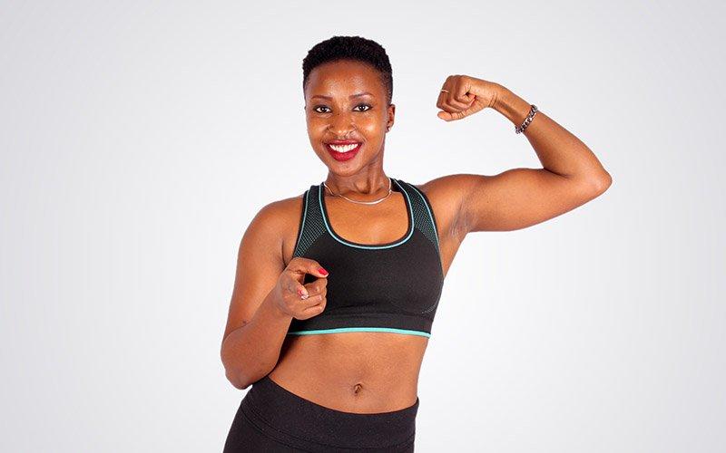 upper body cardio exercises