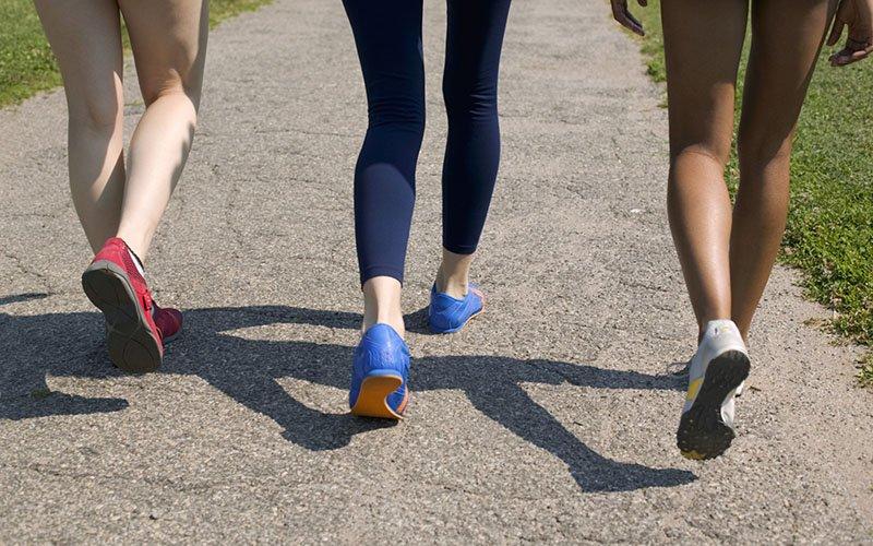 walk 8,000 steps a day