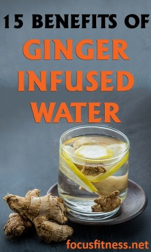 15 benefits of ginger infused water you should know