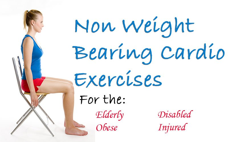 15 Best Non Weight Bearing Cardio Exercises For Weight