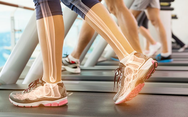 Benefits of Incline Treadmill Walking every day