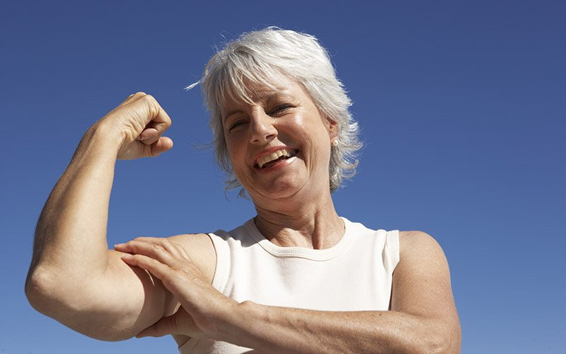Secrets To Building Muscle After Menopause