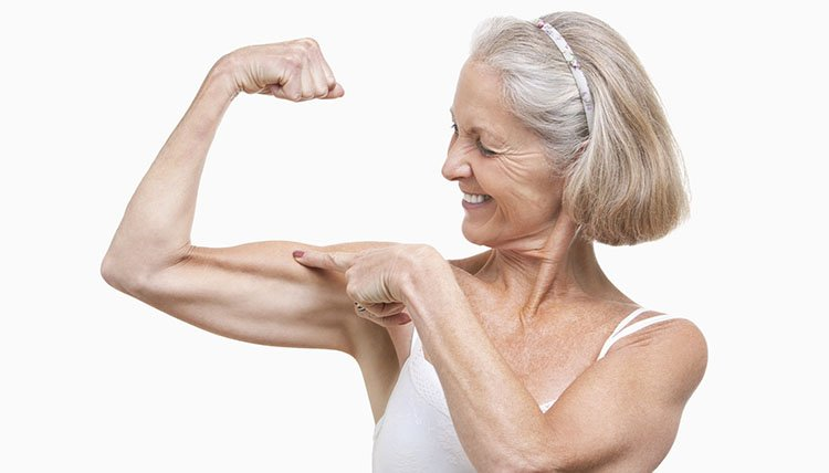 Building Muscle After Menopause