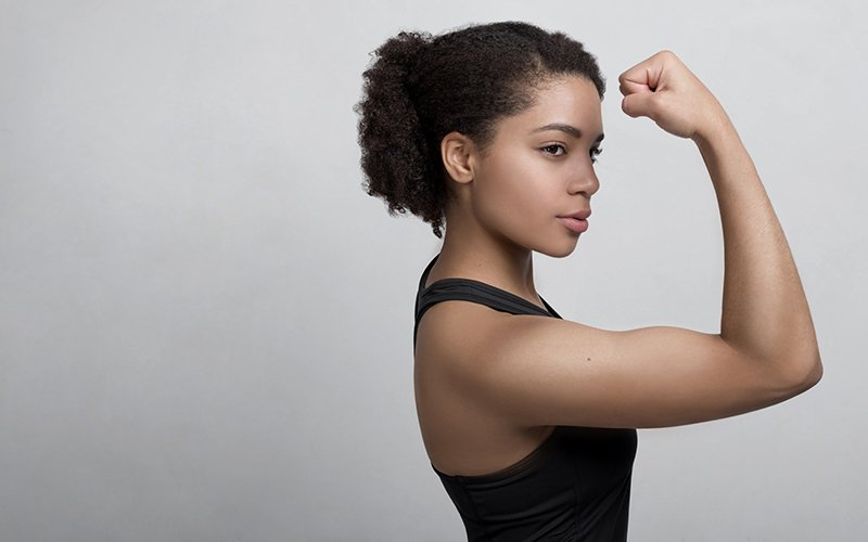 At-Home arm and shoulder workout for beginners