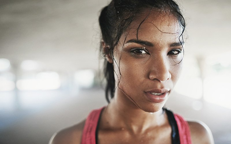 Intense short cardio workout you can do in your living room