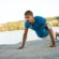 Bodyweight workout for runners
