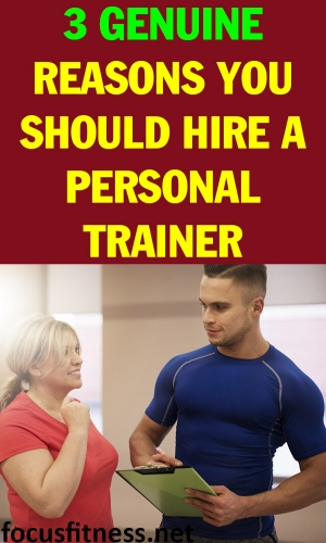 If you're a newbie, this article will show you how having a personal trainer can help you get in the best shape of your life #personal #trainer #focusfitness