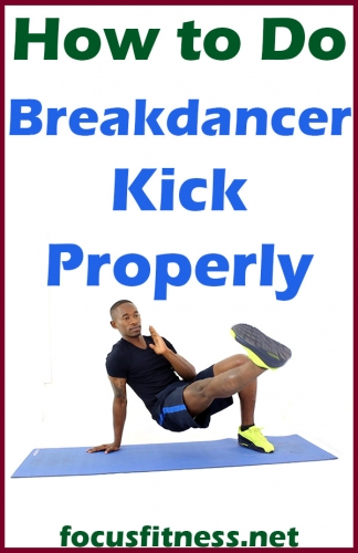 How to Do Breakdancer Kick
