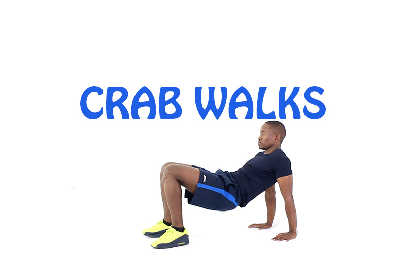 How to do Crab Walks