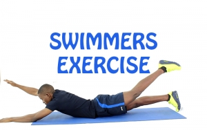 How to Do Swimmers Exercise