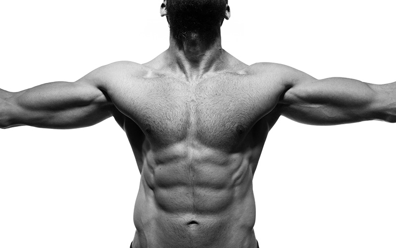 Sculpt abs with the abs and core workout