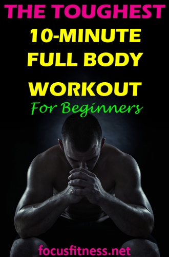 If you're an out-of-shape beginners, this tough workout will allow you to burn fat and build muscle in the shortest time humanly possible  #fullbody #workout #beginners #focusfitness
