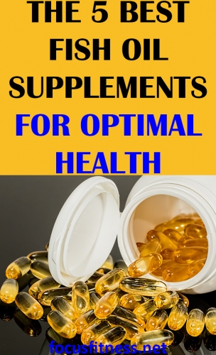 If you want to use fish oil supplements to improve your cardiovascular health or lose weight, this article will show you the best fish oil supplements in the market #fish #oil #supplements #focusfitness