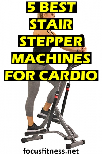 If you want to get in the best shape of your life, this article will show you the best stair stepper machines for cardio workouts.#stair #stepper #machine #cardio #focusfitness