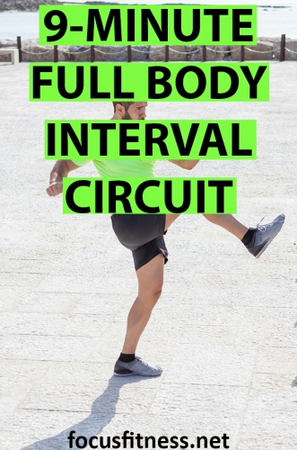 If you are tired of doing ineffective workouts, this article will show you the full body interval circuit that can transform your body in minutes #circuit #full #body #workout #focusfitness