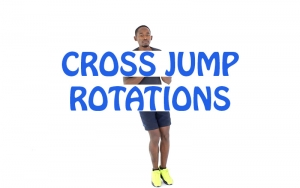 How to do Cross Jump Rotations