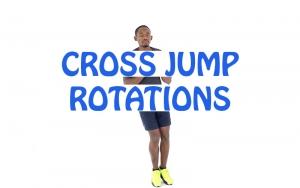 How to do Cross Jump Rotations