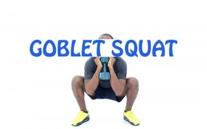 How to do Goblet Squat