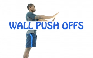 How to do Wall Push Offs
